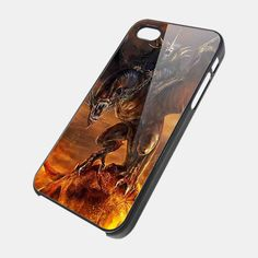 NDR 520 LORD OF THE RINGS for iPhone 4/4s/5/5s/5c, Samsung Galaxy s3/s4 case