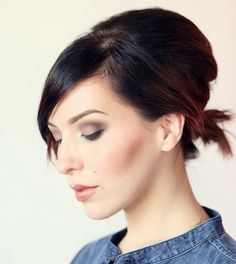 27 New Styles to Keep Your Bob Looking Fresh via Brit + Co
