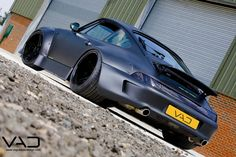 Wanna ruin a timeless classic? #VAD #Revenger it... (At least #RWB makes functional racecars...) #everyday993 #Porsche