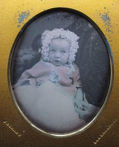 Museum Quality Fine Art Daguerreotype Jeremiah Gurney Lillia Babbitt Hyde NY NYC…