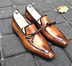 Caulaincourt shoes - Neuhaus - miel