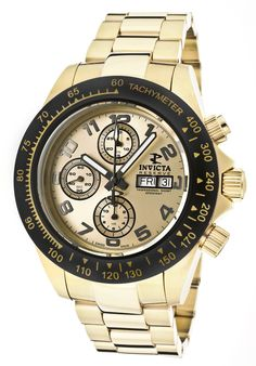 Price:$1299.00 #watches Invicta 10936, The Invicta makes a bold statement with its intricate detail and design, personifying a gallant structure. It's the fine art of making timepieces.