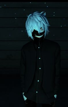 O_o woah, this is my boyfriend's character in IMVU.com and i am fucking speechless, actually cool though...