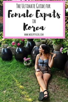 Ultimate Guide for Female Expats in Korea