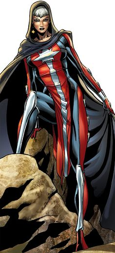 Captain Marvel (Phyla-Vell) (Marvel Comics) with hooded cloak and tabard Drawing Cartoon Characters, Comic Book Characters, Marvel Characters, Comic Books Art, Cartoon Drawings, Book Art, Comic Art, Marvel Comics, Hq Marvel