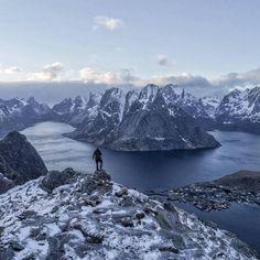 Lofoten Norway | Pilotviking | #adventure #travel #wanderlust #nature #photography