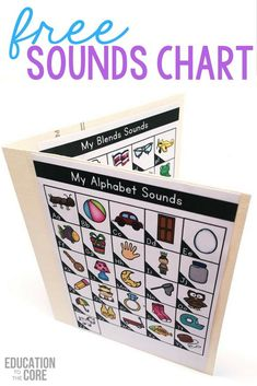 This free phonics sounds chart includes all the letters and sounds, short vowels, long vowels, blends, digraphs, diphthongs, trigraphs, and r-controlled vowels. Kindergarten, 1st, and 2nd grade teachers can use this as an additional tool for reading strategies during small group. This can also be used in addition to writing folders.