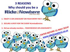 3 Reason WHY to be an #R2N2014 #earlybird