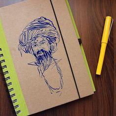 #sketch #illustration #sketchbook