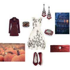 Dressy fall evening