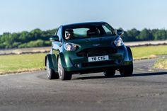 Aston Martins V8 Powered Cygnet Revealed