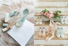 24 Chic Vintage Wedding Shoes from Bella Belle