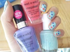 nail art - perfect for easter :o)