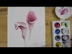 ❖ Jay Lee - Watercolor Painting Tutorial for Beginners / Demonstration / 수채화 그림 그리기 Jay Lee is a specialized watercolor artist. JayArt videos are showing how...
