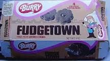 Fudgetown cookies were my absolute favorite treat as a kid...wish I could still find them!!