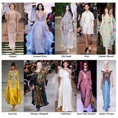 Here are some of the best runway looks from Paris Haute Couture Fashion Week 2016!   #HauteCoutureWeek #CHANEL #Armani/Privé #ElieSaab #Dior #ZUHAIRMURAD #GuoPei #MaisonMargiela #Valentino #JeanPaulGaultier #AtelierVersace