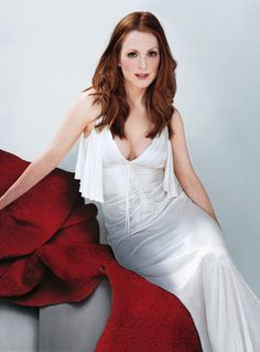 Julianne Moore. Photographed by Steven Klein, Vogue, January 2009 From the Archives: 2015 Oscar Nominees in Vogue