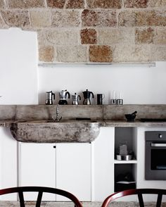 Italian kitchen - via cocolapinedesign.com