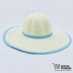 b32e4b5d6608c Sombrero De Dama Hermoso sombrero para dama viene en dos diferentes colores  azul y café ideal