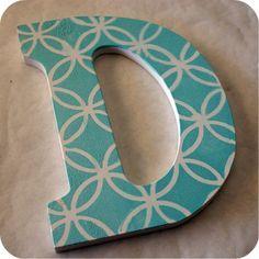 wooden letters design ideas - Google Search