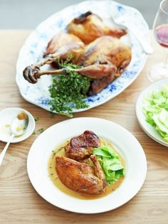 Whole roasted pheasant | Jamie Oliver