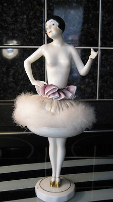 A Magnificant Deco Half Doll Ensemble The Best We Have Seen | eBay