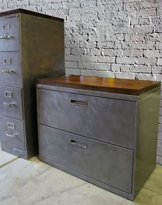 Hey, I found this really awesome Etsy listing at https://www.etsy.com/listing/475187148/refinished-36-wide-2-drawer-lateral #industrialofficedesigns