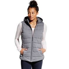 ecd4b92bf56a ... North Face Female Addyson Insulated Vest - Womens Learn more about the  CALIA by Carrie Underwood Womens Ruched Knit Vest with our video thats ...