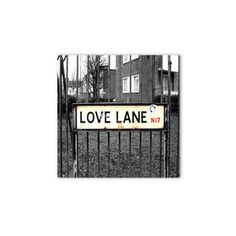 Mini Print Love Lane, 14,90€, now featured on Fab.