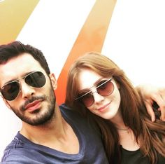Elçin Sangu and Baris Arduç - FamousFix Most Popular Hashtags, Avatar, Night Film, Elcin Sangu, Movies And Series, Instagram Story Viewers, Turkish Fashion, Photo Instagram, Turkish Actors