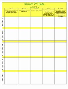 Free Action Plan Template Awesome 45 Free Action Plan Templates Corrective Emergency – Hamiltonplastering Science Inquiry, 8th Grade Science, Middle School Science, Elementary Science, Teaching Science, Elementary Education, Science Activities, Science Ideas, Science Education