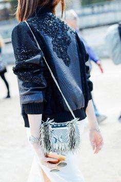 Sunday's Inspiration: Paris Fashion Week | BeSugarandSpice - Fashion Blog