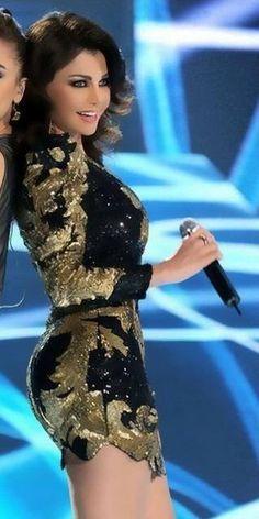 See original image Arab Girls, Arab Women, Sexy Women, Good Woman, Haifa Wehbe, Arab Celebrities, Celebs, Love Fashion, Fashion Beauty