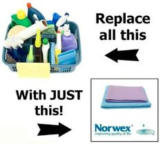 Norwex is awesome