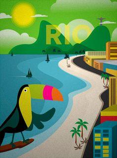 #Rio #Saudade