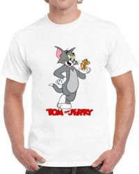 Tom And Jerry Friends Mix T Shirt