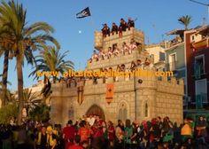 Moors & Christians Fiesta in Villajoyosa