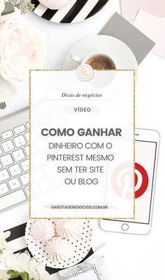 Business Tips, Online Business, Alta Performance, Work Success, Business Studies, Blog Sites, Pinterest For Business, Online Work, Pinterest Marketing