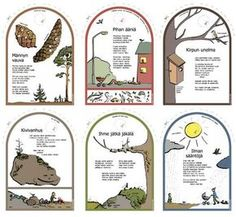 Pihaihme-luontopolku Early Education, Science Education, Special Education, Science For Kids, Science And Nature, Kindergarten Crafts, Preschool, Nature Crafts, Teaching Kids