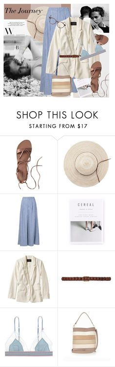 """""""Far"""" by laste-co ❤ liked on Polyvore featuring Canvas by Lands' End, ADAM, Banana Republic, Yves Saint Laurent, LoveStories, River Island, Cutler and Gross and Donna Karan"""