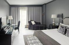 wandfarben schlafzimmer wandfarbe grau moderne wandfarben