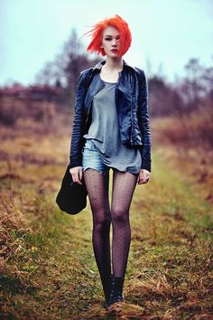Still trapped in a love affair with 90's grunge style. What can ya do...