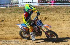 Nacional Motocross Infantis - A.Gomes