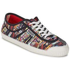 #Zapatillas #KAWASAKI BASIC SHOE Multicolored Unisex La marca danesa con nombre japonés... esto lo dice todo. Con un look entre old-school y retro este sneaker de la marca Kawasaki combina todos los códigos de más tendencia del momento en materia de zapatillas. - Zapatilla cómodas de #moda - Look deportivo-chic. #zapatillas #hombre #spartoo