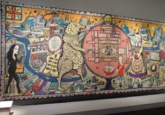 Grayson perry map of truths and beliefs - Google Search