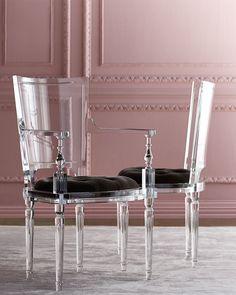 Global Views Katherine Acrylic Side Chair. Acrylic ChairAcrylic  FurnitureLucite ...