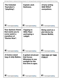 how to make a cards against humanity server