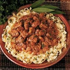 beef stew with onions