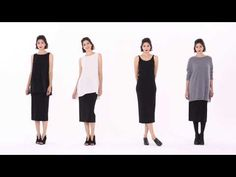 Master the art of simple dressing with Eileen Fisher - YouTube