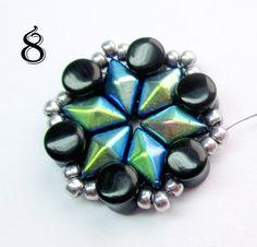 Hvězdičky - Svět Korálků - korálky, swarovski, stříbrné komponenty
